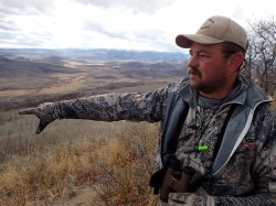 Milliron TJ Outfitting Colorado Wyoming WY CO ELK hunting Archery Taft Love