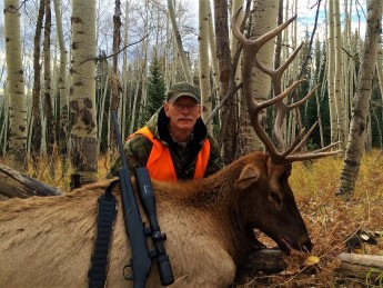 Milliron TJ Outfitting Colorado Wyoming WY CO ELK hunting Archery