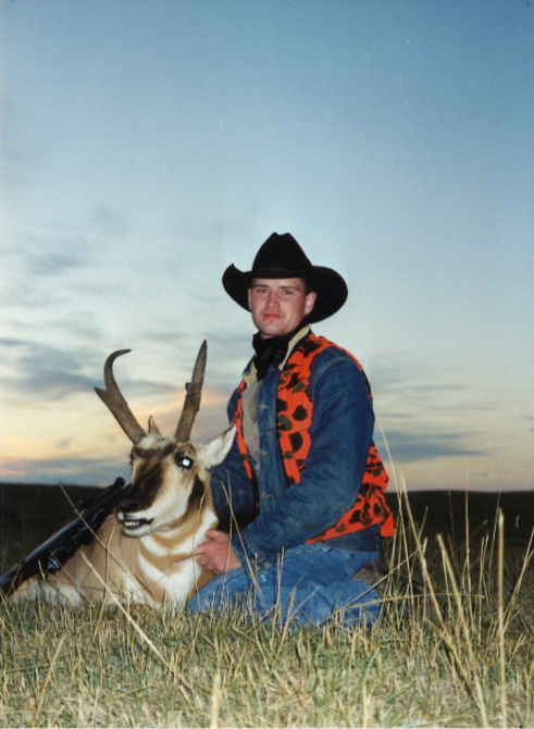 Milliron TJ Outfitting Pronghorn antelope hunting western hunts